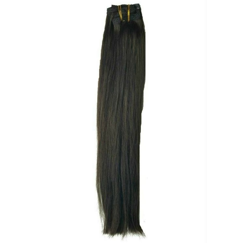 Natural Black Clip-In Extensions