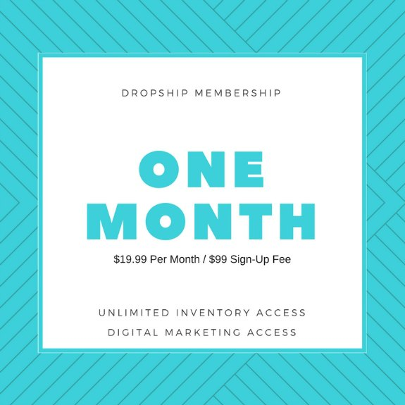 Monthly Dropship Membership