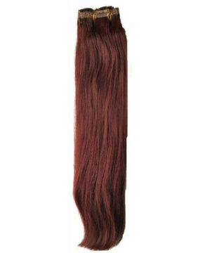 Malbec Plum Clip-In Extensions