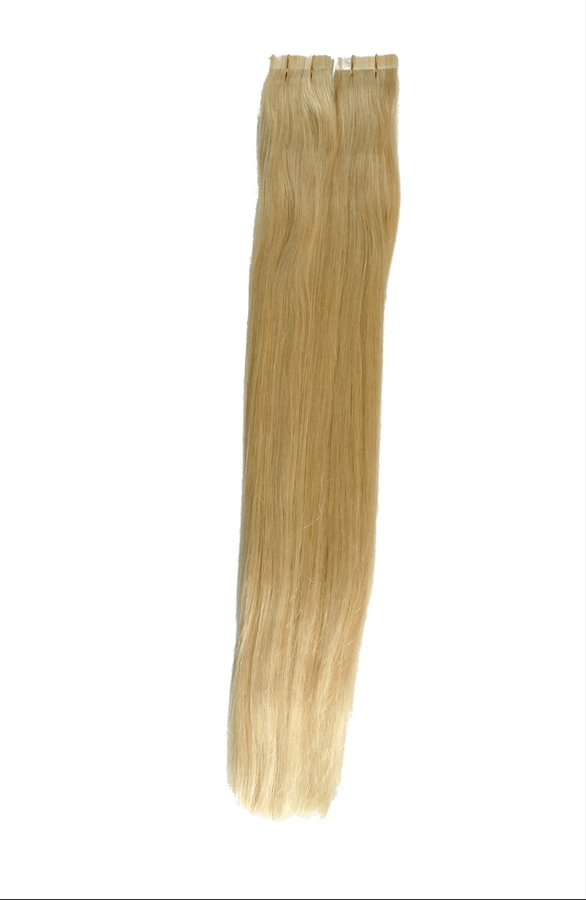 Russian Blonde Tape-in Extensions