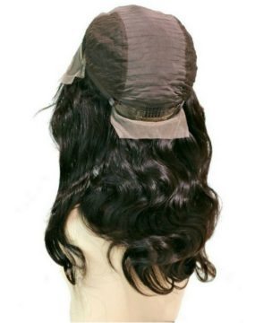 Brazilian Body Wave Front Lace Wig Back