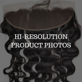 Hi Resolution Product Photos