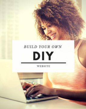 DIY Website Template