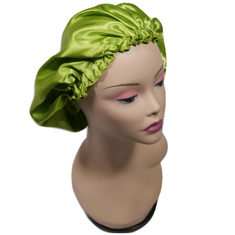 Lime Green Bonnet H