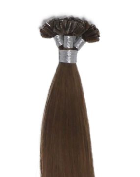 Medium Blonde U-Tip Close