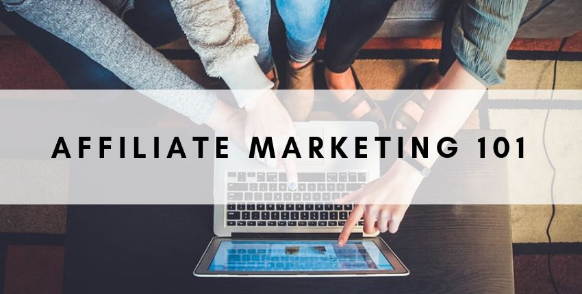 AFFILIATE MARKETING 101 header