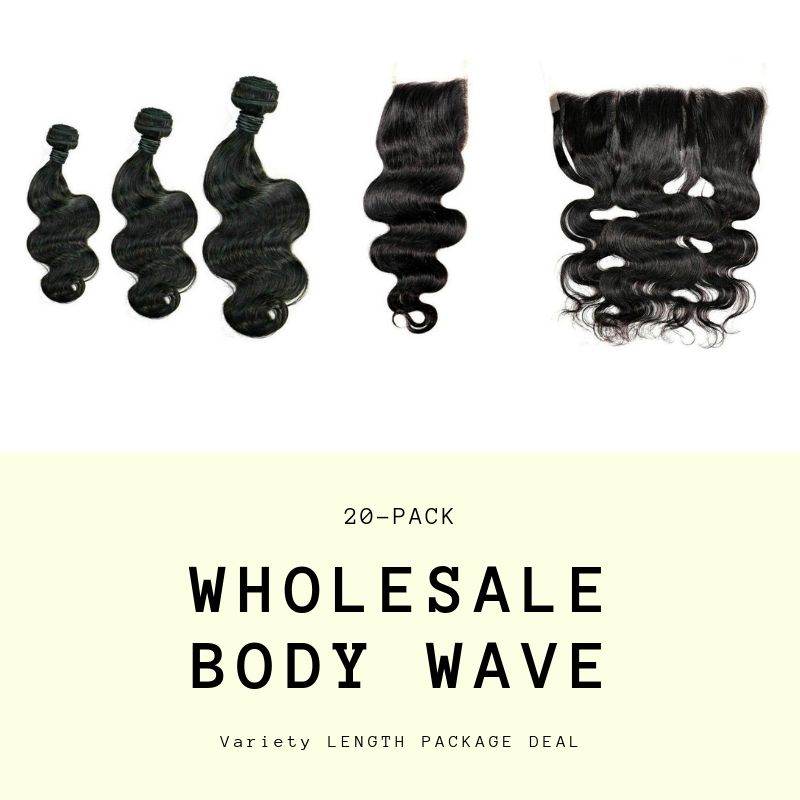 Body Wave Variety Package