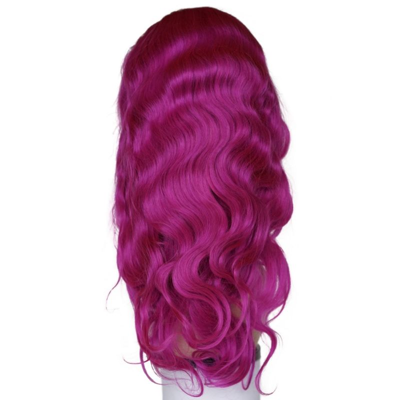 Electric Purple Wig