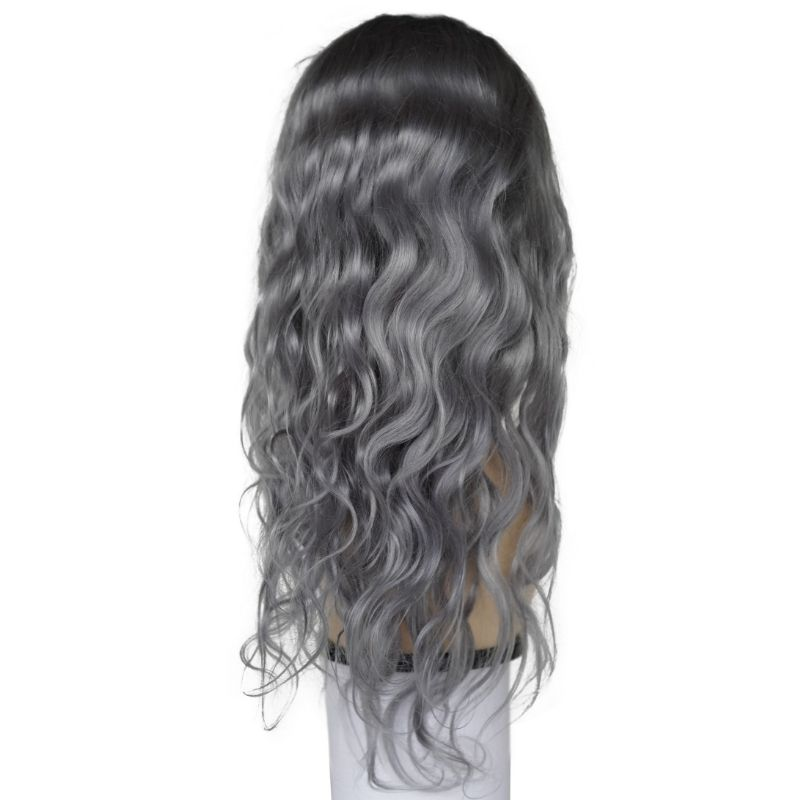 Sultry Gray Wig