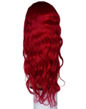 Sizzling Red Wig