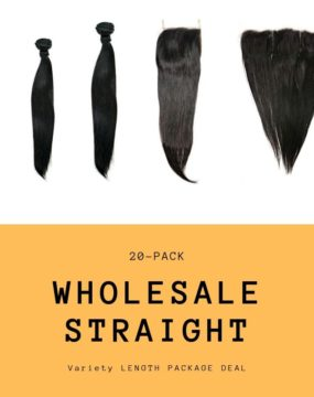 Straight Variety Package