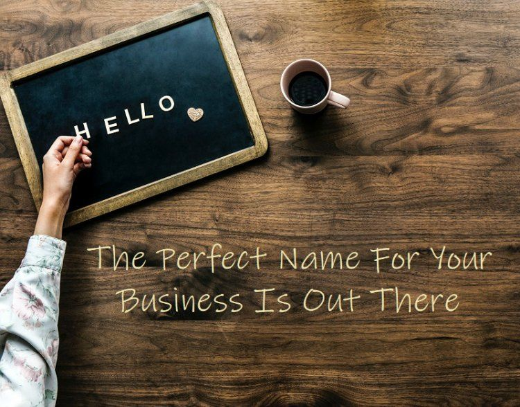 finding your brand name