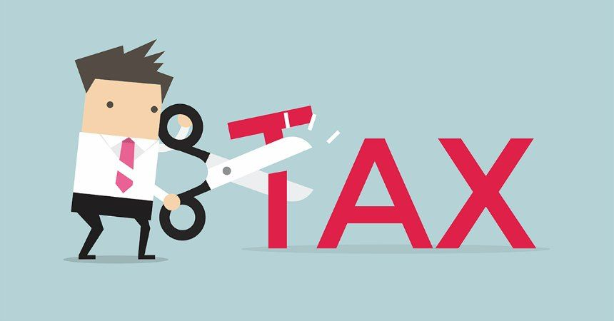 tax deduction header